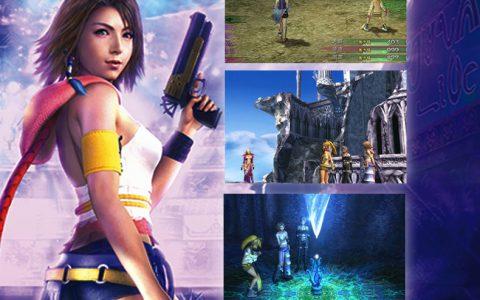 电玩推荐 精典的RPG角色扮演游戏 最终幻想 X-2 HD 重制版 Sony/索尼 PSVita 游戏