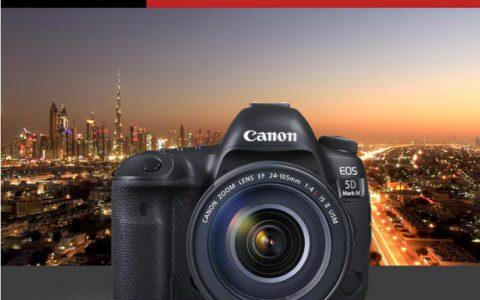 佳能EOS 5D Mark IV机身 Canon 5D4专业级单反相机性价比评测