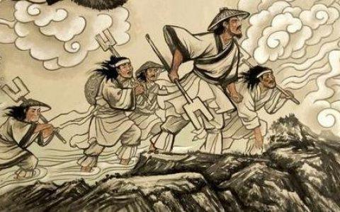 大禹为何将夏朝国都设在四方湖畔的怀远古城?