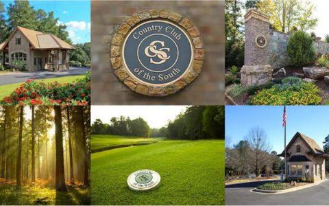 臻品推荐,至尊享受,亚特兰大顶级私人高尔夫社区
