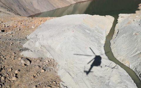 金沙江断流问题已解决 堰塞湖泄流进展顺利