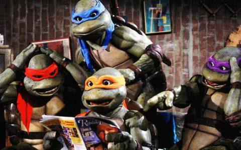 《忍者神龟》电影系列确认重启