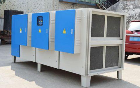 电子厂废气处理塑料厂废气处理