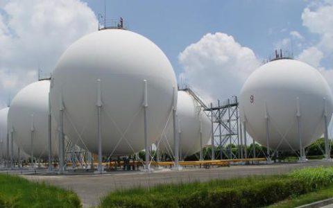 2018年天津口岸液化天然气进口量再创新高