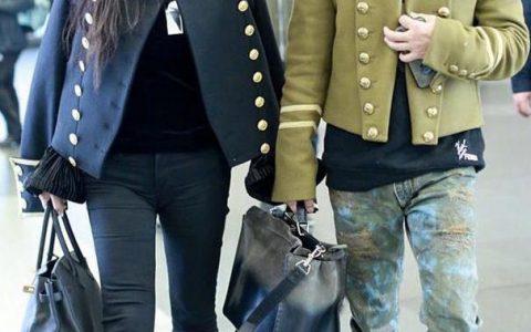 35岁冉莹颖现身机场,一身黑配长靴,霸气十足,粉丝:拳王的女人