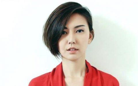 她曾经和萧亚轩蔡依林并称台湾天后,人缘特别好,敢于素颜坐地铁