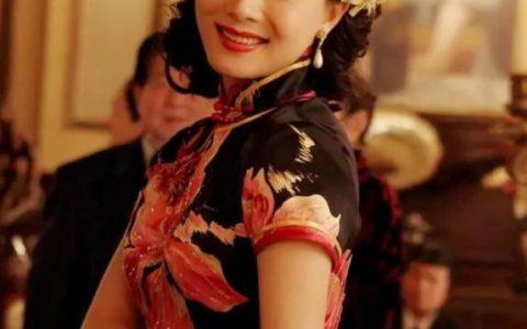 她曾长得像费雯丽又像张曼玉,孙红雷剧里为她打过人,今依旧美艳