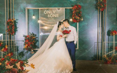 火爆抖音的婚主题礼策划方案 精美婚礼的设计现场图片曝光