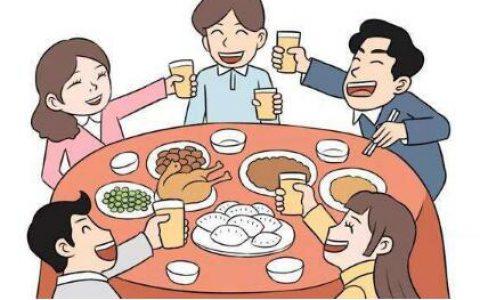 """一份关于春节""""防肥""""故事指南,送给你!"""