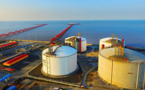北海LNG送暖北方,入冬以来外输天然气已突破10亿立方米!