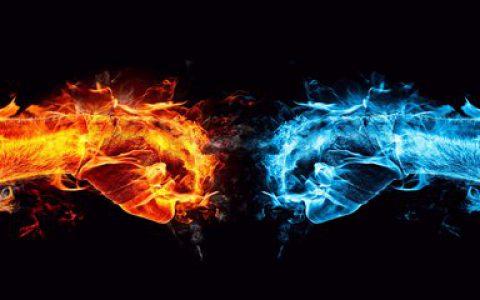 胶东作家郭志波作品欣赏:冬天的火焰