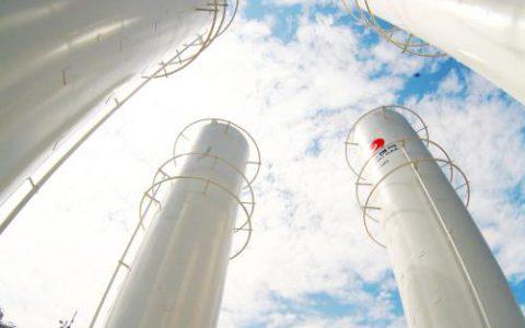 天然气持续高位运行 超10亿立方米达18天