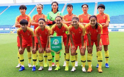 王霜点球命中助巴黎女足取胜 梅州四国赛将开打