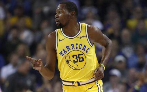 NBA现役只有这些球员可以被称为超巨,杜兰特第5,1人仍需努力