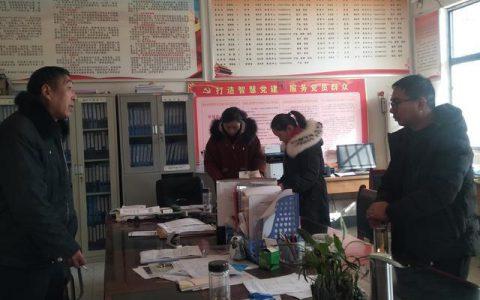 临蔡镇扶贫办:一线督导补短板,现场指导促提升