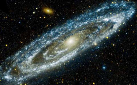 16万光年之外发现大量恒星,科学家:宇宙理论或需改写