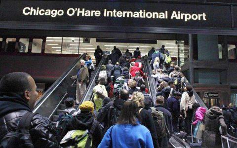 航班超90万次!芝城奥海尔(O'hare)再登全美最繁忙机场!