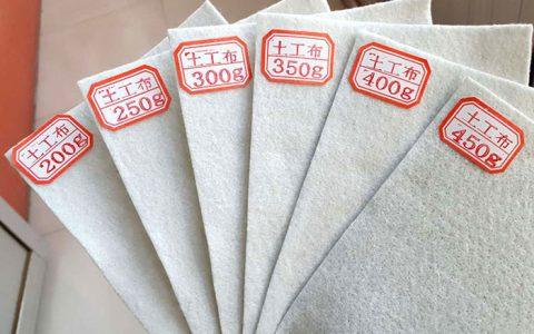 土工布是什么及其主要作用
