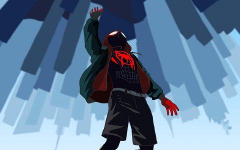 《蜘蛛侠:平行宇宙》本周全网上线,动漫店加盟开启刷片模式