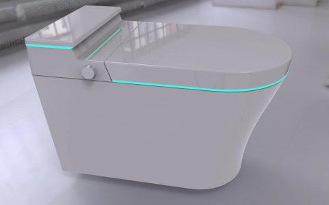 为尔健康智能马桶:卫浴的未来健康时尚,由我来定义!