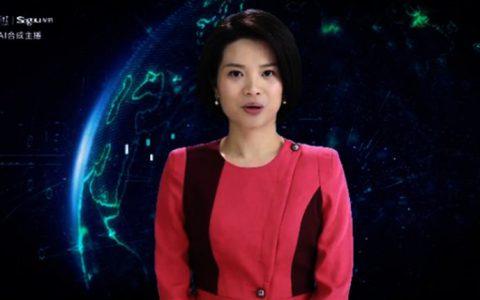 全球首个AI合成女主播正式上岗,表情神态与真人主播无异