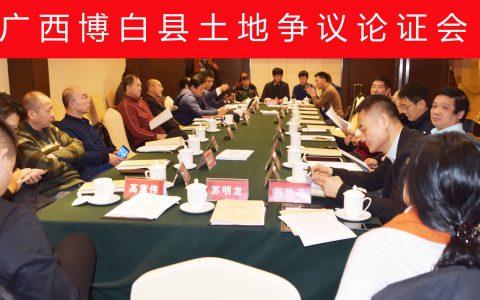 专家评论广西博白县火车站站前土地争议