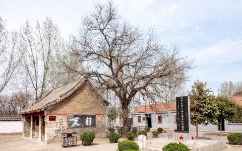 法隆寺:刘邓大军在此驻扎3个月,首长种下三株槐树,仅剩一株