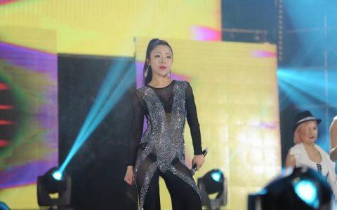 《歌手来了》胡艾莲为什么被称为铁肺女王?