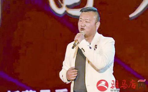 访新蔡县本土歌手、《大美新蔡》演唱及词作者张洪亮