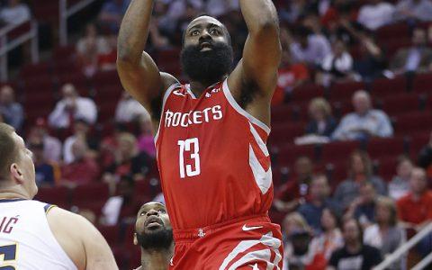 3月29日NBA最佳阵容:恩比德出征寸草不生,哈登日常38分