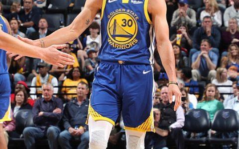 3月28日NBA最佳阵容:库里准三双,布克背靠背50分创记录