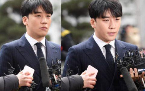 BIGBANG胜利于3月14日接受警方调查 真相比想象中的更加严重