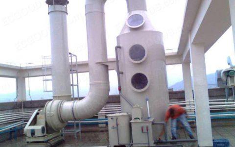 涂料废气处理设备油漆废气处理