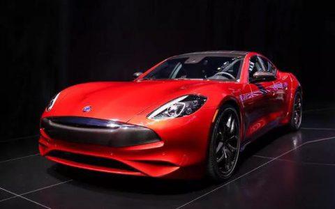 Karma漂洋过海首次亮相中国上海国际车展轰动业界!