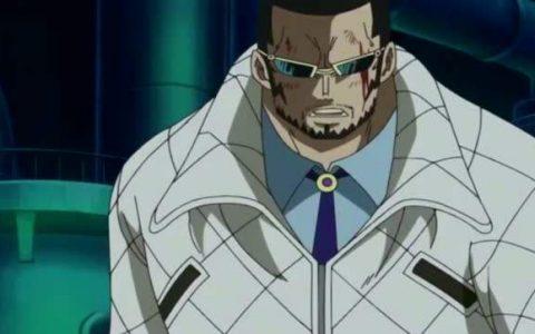 海贼王里强者众多,戴眼镜的强者你知道几个?