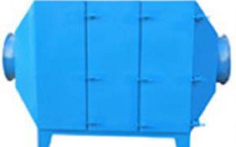 工厂废气处理装置纺织厂废气处理设备