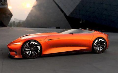 顶级豪车拥抱新能源 Karma汽车别具一格破局
