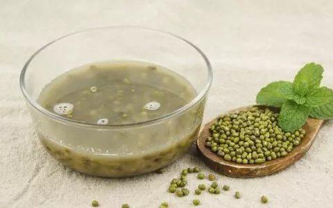 夏季没事喝点绿豆汤,好处多多