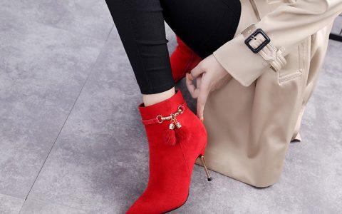 高跟鞋说我很美,因为我一直有自己的初心