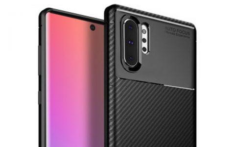 三星(Samsung)外壳制造商设计泄密流出:证实Galaxy Note 10 将可能推出两个尺寸