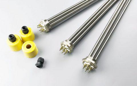 1.5米的电加热管能做几个KW?