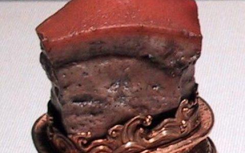 肉形石(自然生成的玛瑙为清朝宫廷珍玩,故宫三宝之一)