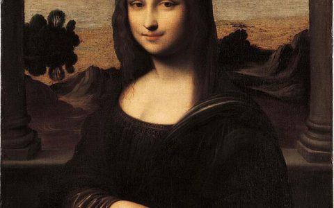 艾尔沃斯蒙娜丽莎(达·芬奇早期创作的一幅油画,可能是赝品)