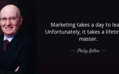 菲利普·科特勒(世界上市场营销学的权威之一)