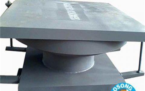 KLQZ系列抗拉球形钢支座安装和维护