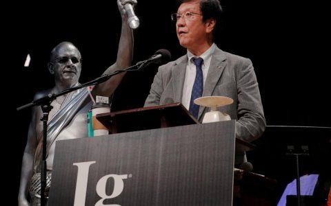 搞笑诺贝尔奖名单10月公布,得奖原因完全吓你一跳