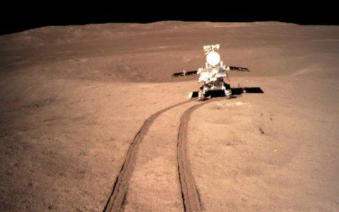 中国探月工程:嫦娥四号和玉兔二号完成自主唤醒开始第十月昼科学探测工作