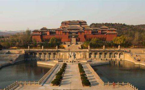 河南焦作 万年历史清秀城