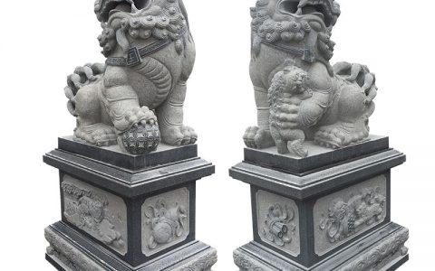 青石石雕狮子的优势之处