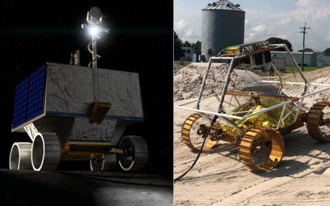 美国宇航局的VIPER月球车将于2022年在月球上捕水